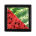 Watermelon Design Jewelry Box