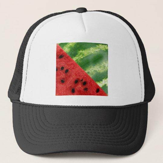 Watermelon Design Trucker Hat