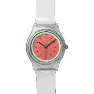 watermelon design watch