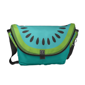 Watermelon Dream III Messenger Bag