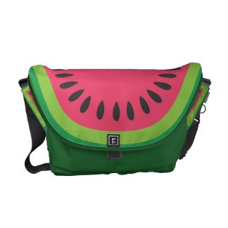 Watermelon Dream Messenger Bag