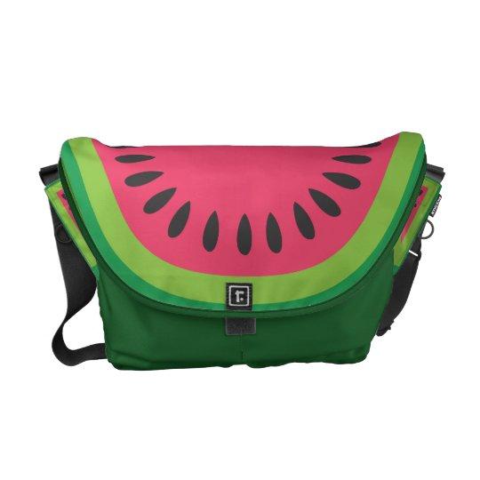 Watermelon Dream Messenger Bag