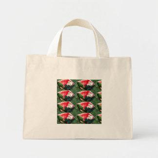 Watermelon Duckling Mini Tote Bag