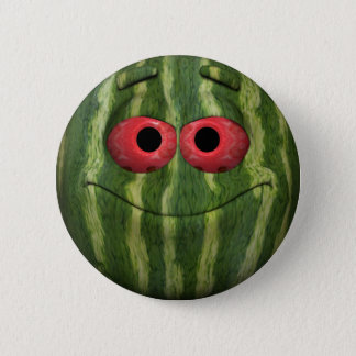 Watermelon Emoticon Button