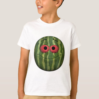 Watermelon Emoticon T-Shirt