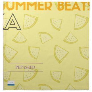 Watermelon - EP View in iTunes Cloth Napkin