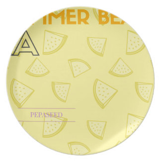 Watermelon - EP View in iTunes Melamine Plate