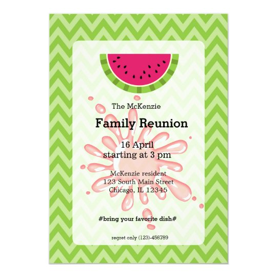 Example From Zazzle  Family Reunion Flyer