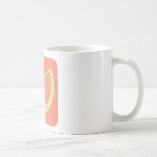 Watermelon Fruit Icon Coffee Mugs