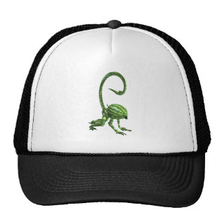 Watermelon Galactic Creature Trucker Hat