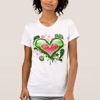 Watermelon Heart (Version 2) T-Shirt