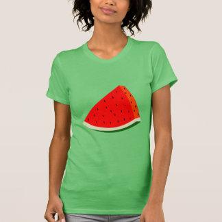 Watermelon Illustration T-Shirt