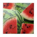 Watermelon Kitchen Tile