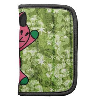 Watermelon Kitty Folio Planners