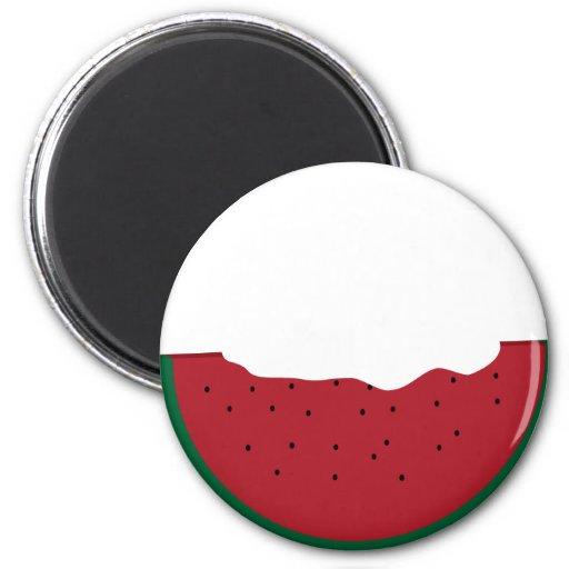Watermelon magnet