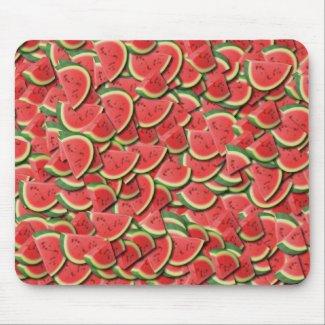 Watermelon Mousepad mousepad