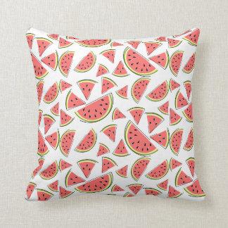 Watermelon Multi square Throw Pillow