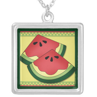 Watermelon Necklaces