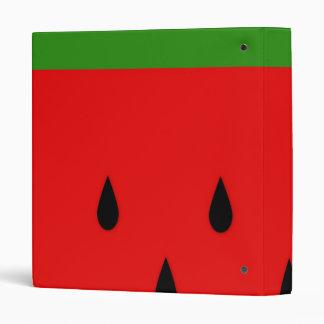 Watermelon Notebook Binder
