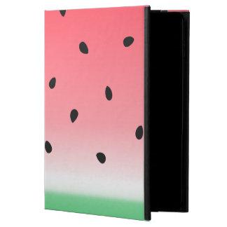 Watermelon Ombre Stripes Powis iPad Air 2 Case