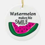 Watermelon Ornament