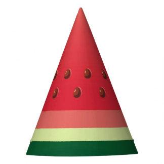 Watermelon Party Hat