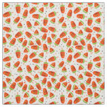 Watermelon pattern fabric