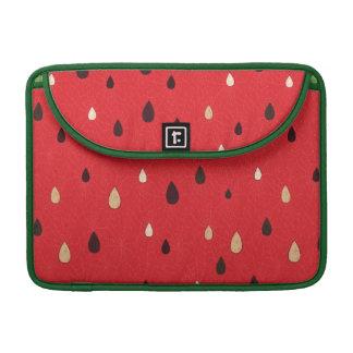 Watermelon Pattern Sleeve For MacBook Pro