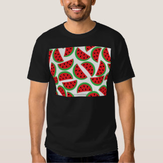 Watermelon pattern T-Shirt