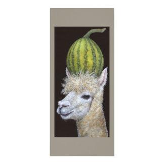 watermelon picker card