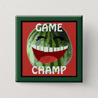 Watermelon Picnic Game Champ Button