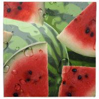 Watermelon Picnic Napkin