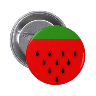 Watermelon! Pinback Button