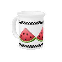 Watermelon Pitchers