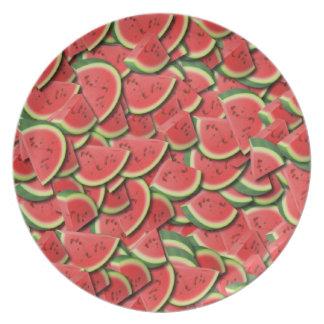 Watermelon Plate