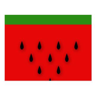 Watermelon! Postcard
