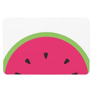 Watermelon Rectangular Magnet