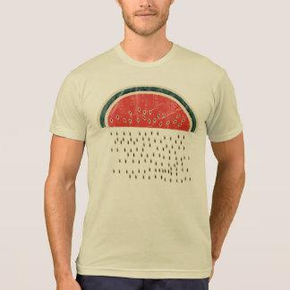 Watermelon Raining Seeds T-shirt