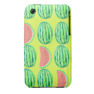 watermelon red delicious Case-Mate iPhone 3 cases