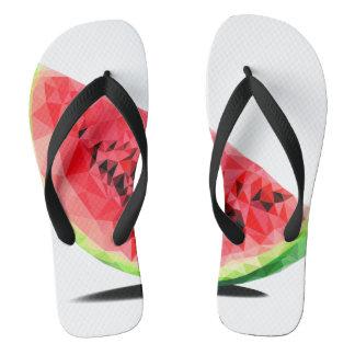 watermelon sandals