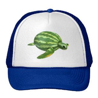 Watermelon Seaturtle Hats