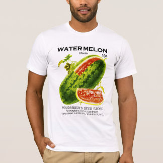 Watermelon Seed Packet Label T-Shirt