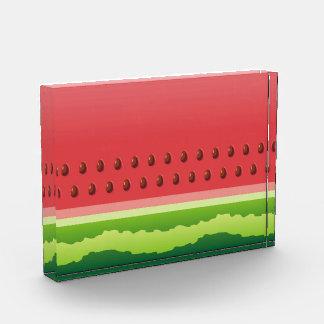 Watermelon slice background award