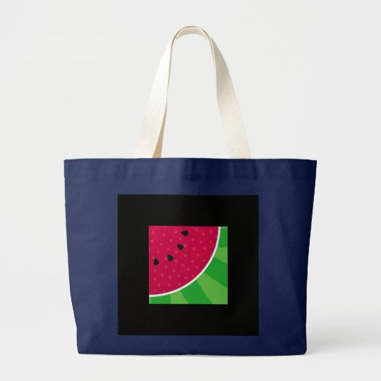 Watermelon Slice Bag