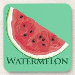 Watermelon Slice Beverage Coaster