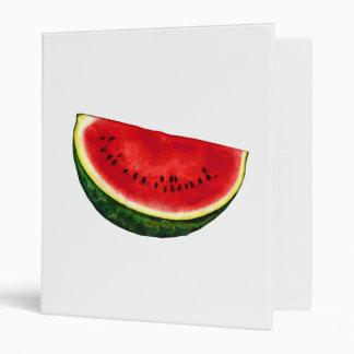 Watermelon Slice Binder