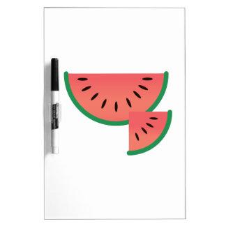 Watermelon Slice Dry-Erase Board