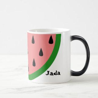 Watermelon Slice Magic Mug