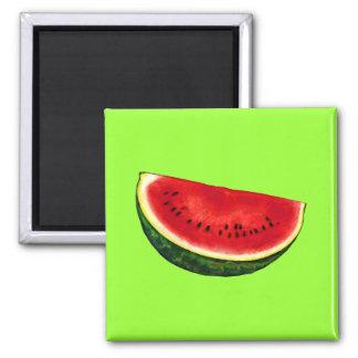 Watermelon Slice Refrigerator Magnet