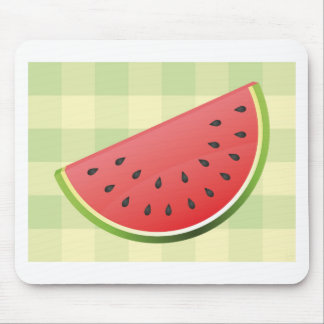 Watermelon Slice Mouse Pad